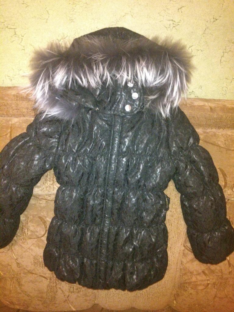 шикаоная куртка орби 110-116