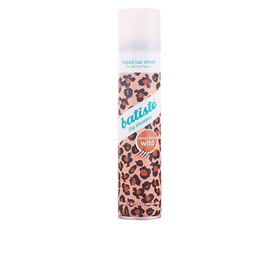 Сухой шампунь для волос Batiste Wild Sassy & Darin