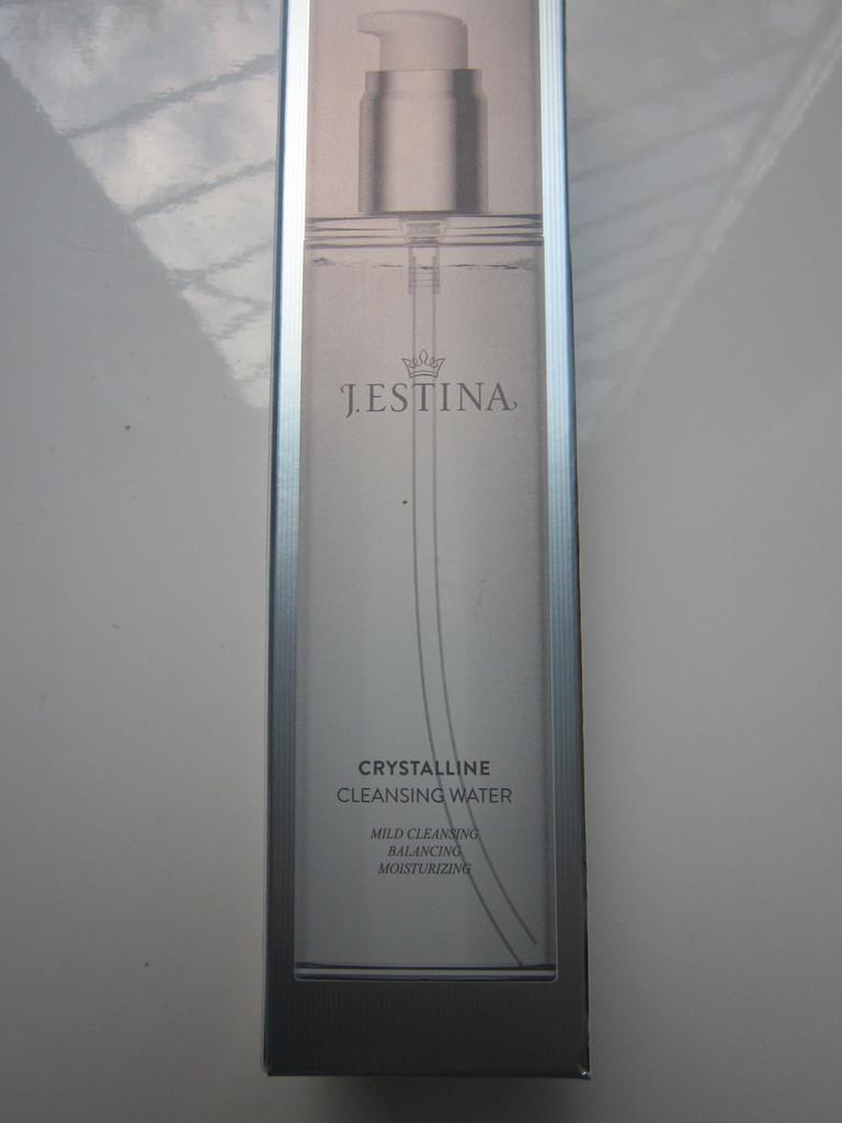 J.ESTINA Crystalline Cleansing Water 150ml, Корея