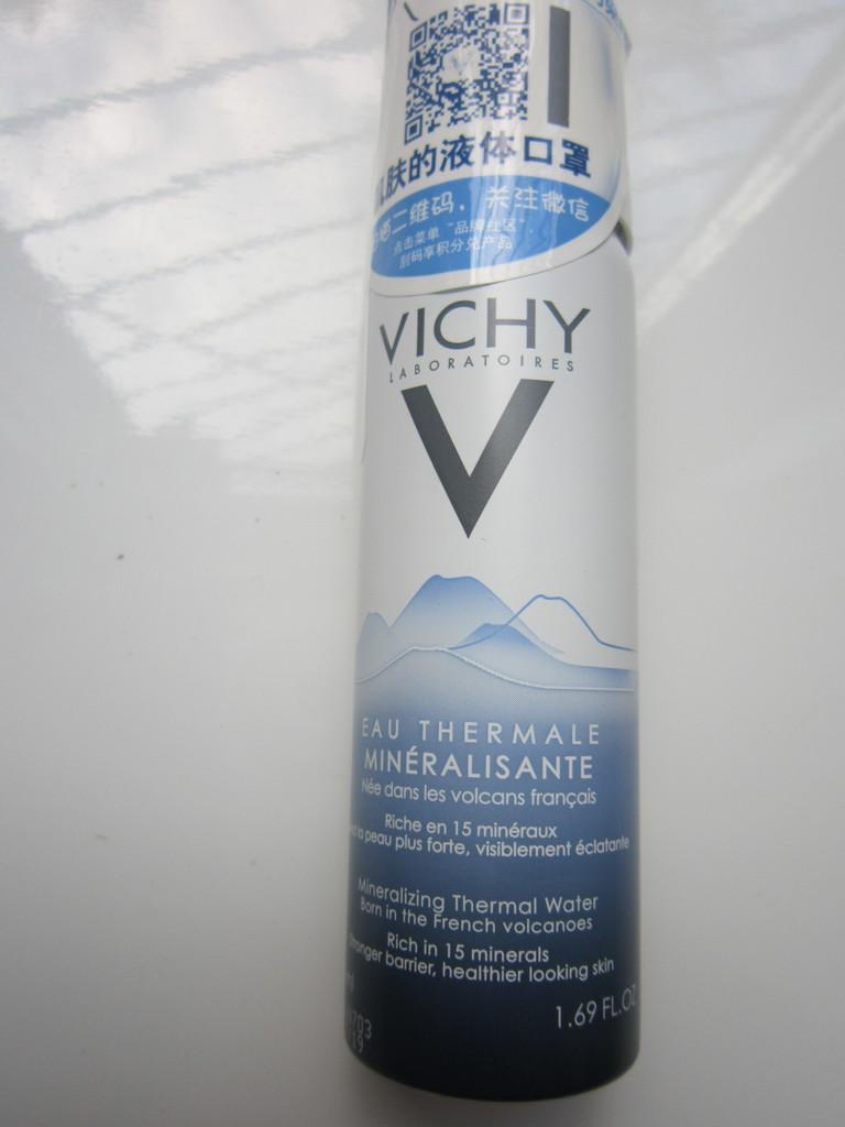 Vichy Eau Thermale Minéralisante,50 мл