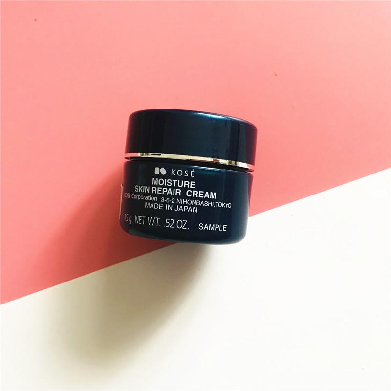 Kose cream moisture skin repair ночной восстанавли