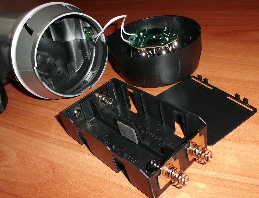Фонарь светодиодный Power Torch 18х15х10 см
