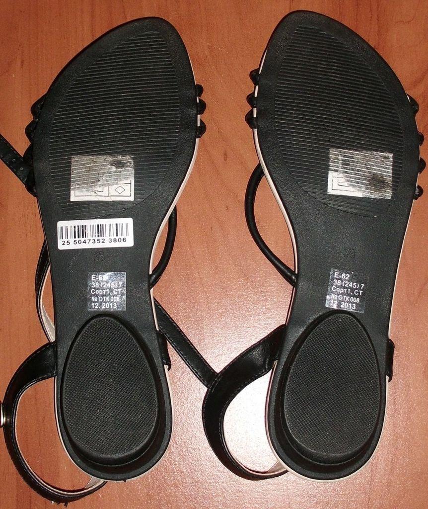 Босоножки кожзам CentrShoes - р.38 стелька 25 см