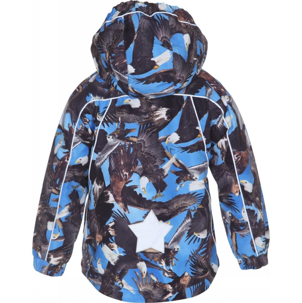 куртка molo hopla орлы 140