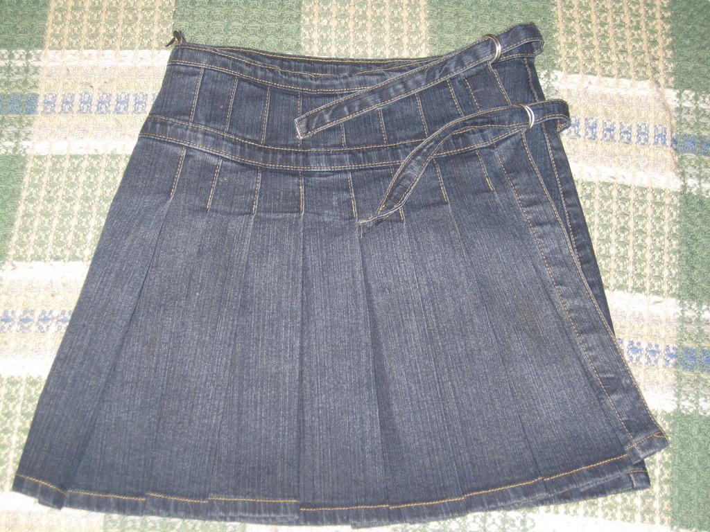 Юбка джинсовая размер 40-42