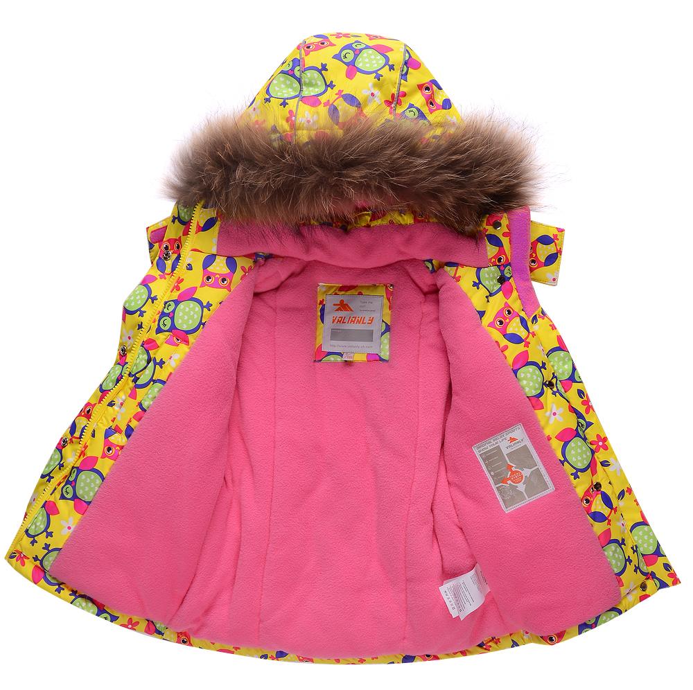 Качественные зимние теплые комбинезоны для детей