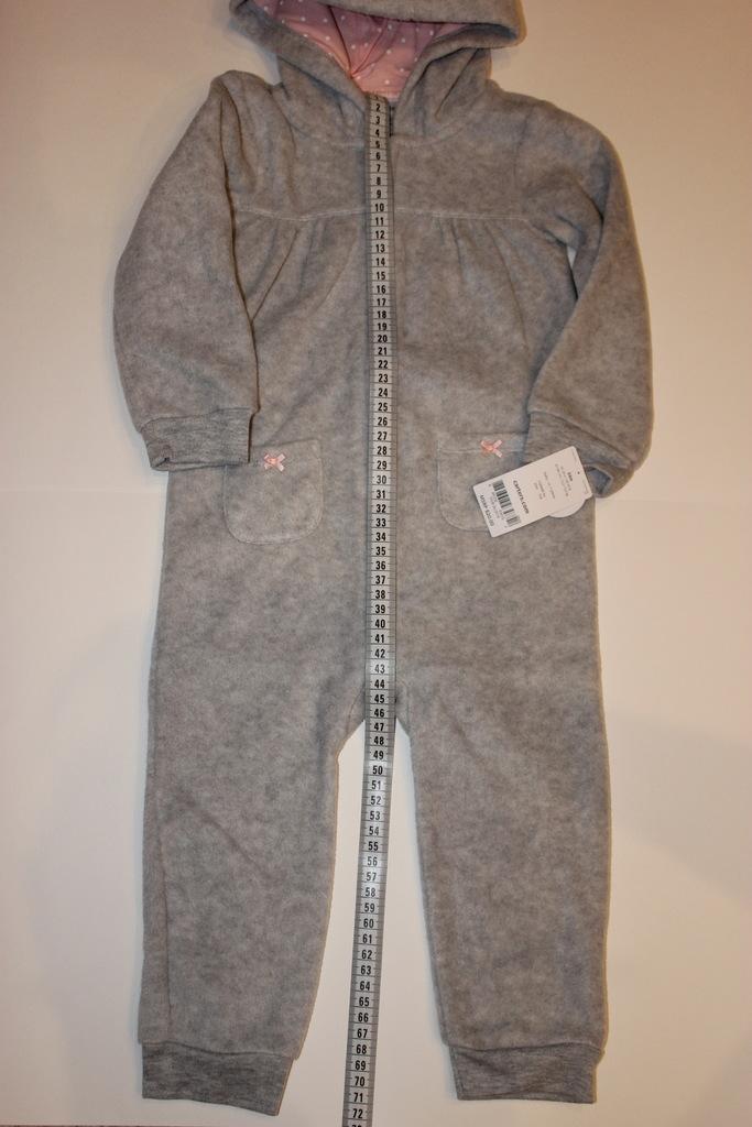 Флисовый комбинезон Carters,размер 24м(81 - 86 см)