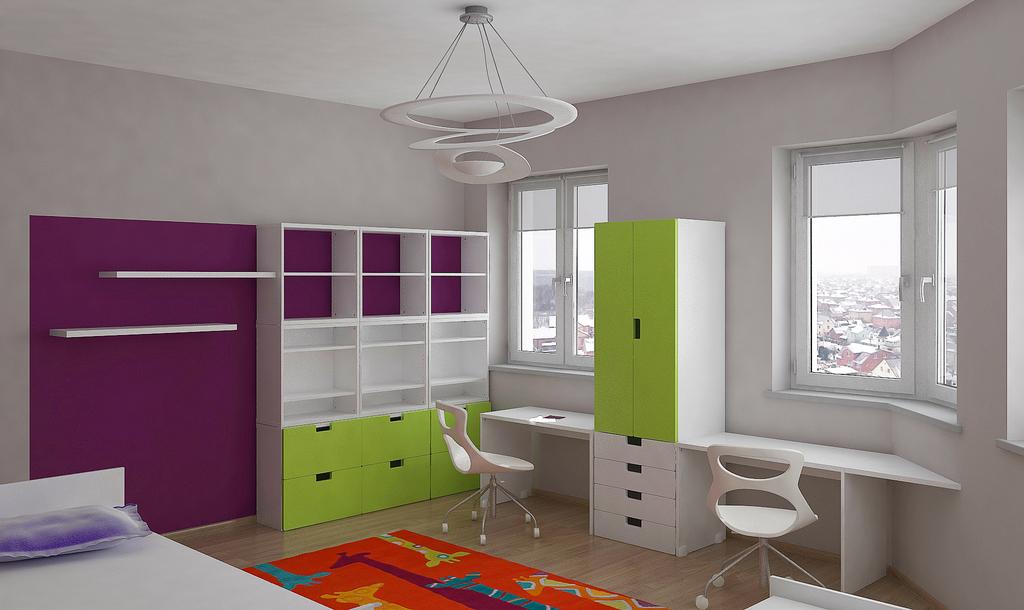 Дизайн интерьеров и визуализайия