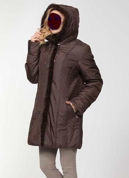 Пальто новое ,кант-норка, 48 р-р