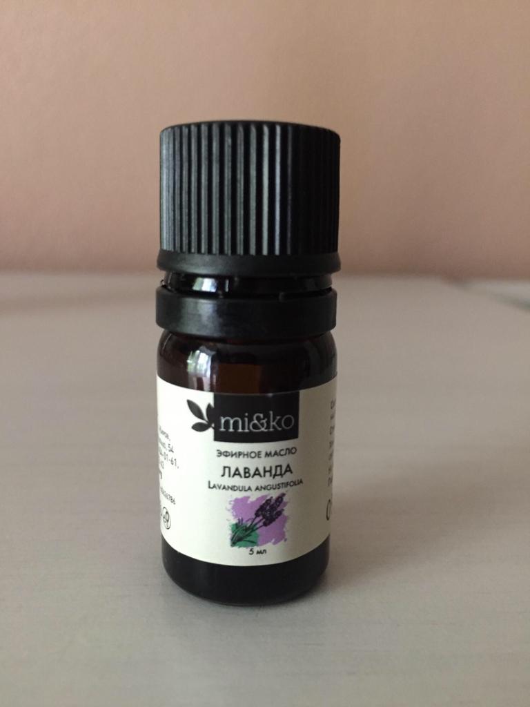 Mi&ko лаванда эфирное масло органик