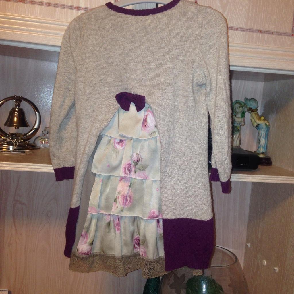 Monnalisa платье р-р 2
