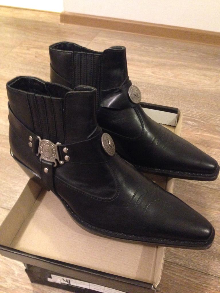 Казаки обувь мужская ростовские