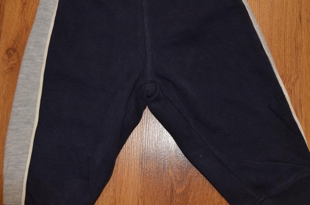 Спортивные брюки с начесом 12 мес.