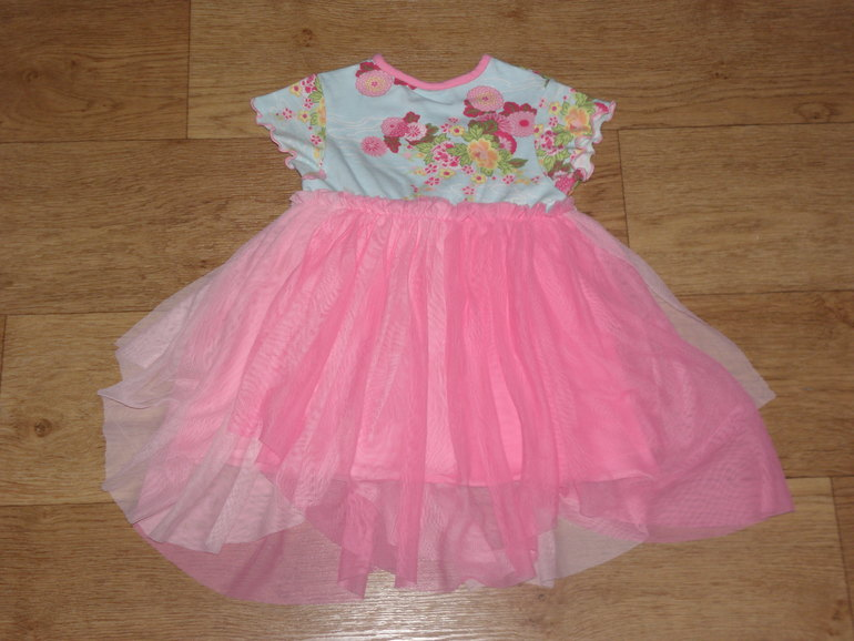 Платье (США) 2-3 года