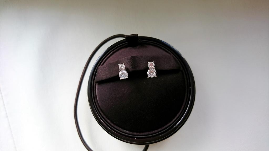 Серьги-пусеты, серебро