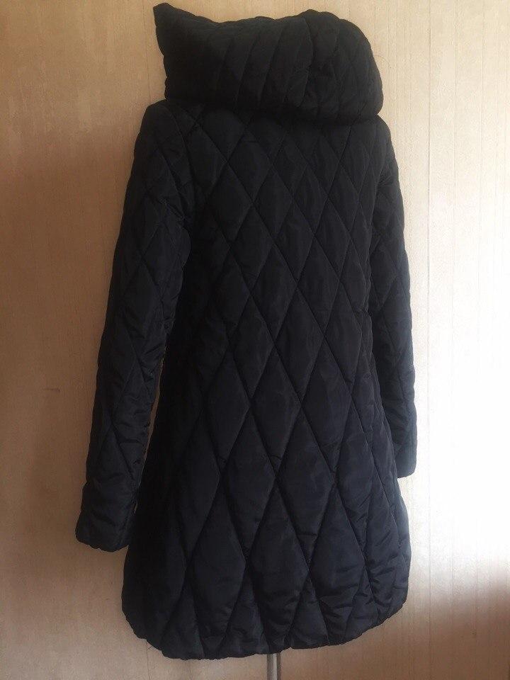 Пальто синтепоновое