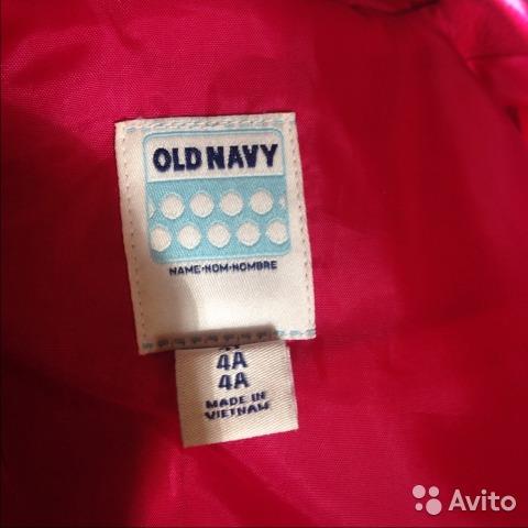 Пальто oldnavy , США.