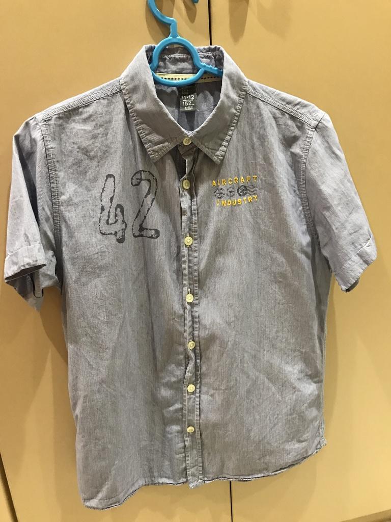 Рубашка Zara р 11-12/152 см