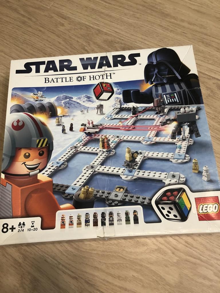 Лего 3866, 70637, 41598, 75152, 60007