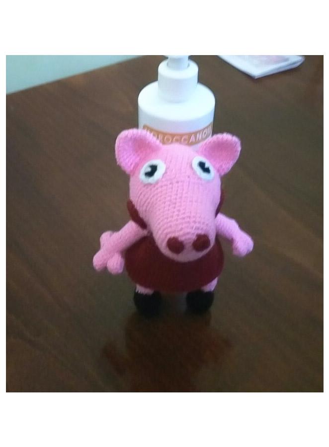 продаю вязаная свинка пеппа в виннице барахолка бебиблога