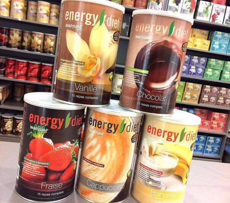 Питание энерджи диет для похудения