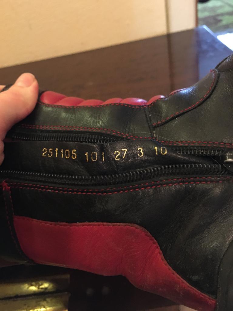 кожаные ботинки для мальчика