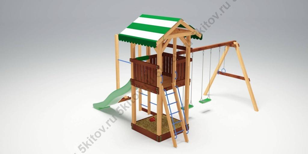 Детская Площадка Савушка-6