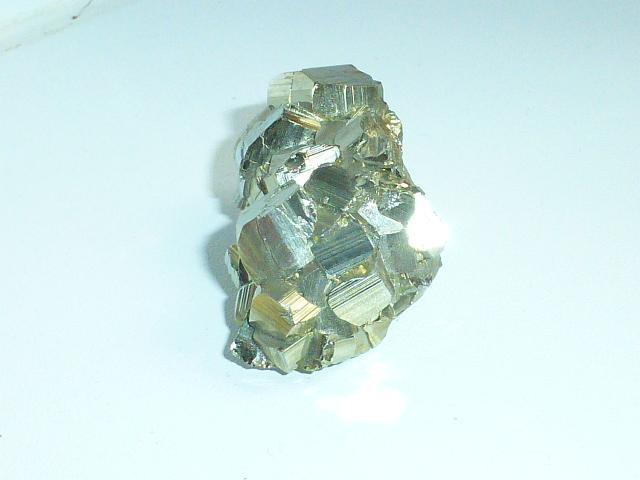 пирит кристаллы