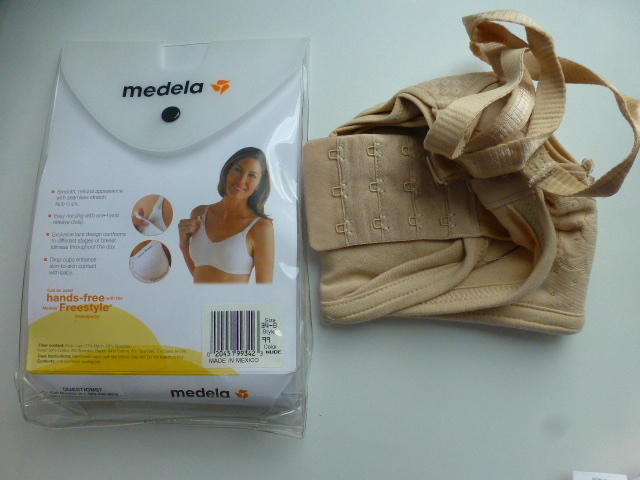 бюстгалтер д.кормящих Medela, 34Б, новый