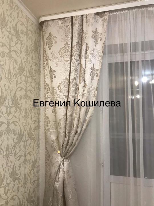 Шторы в зал или спальню