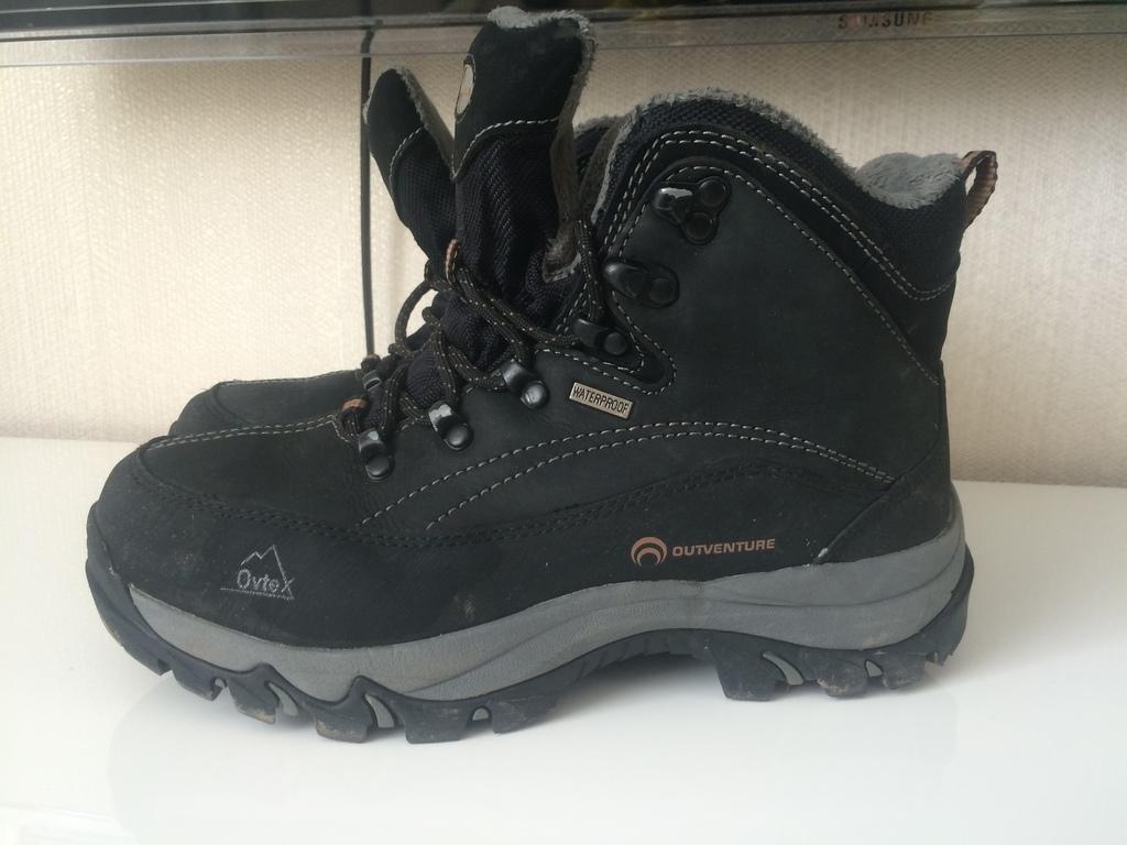 1a584165 Продаю Зимние ботинки б/у 38 размер на мальчика. в Апрелевке - Барахолка  Бебиблога