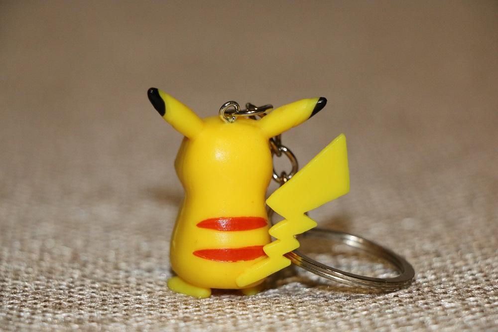 Покемоны брелок 3D