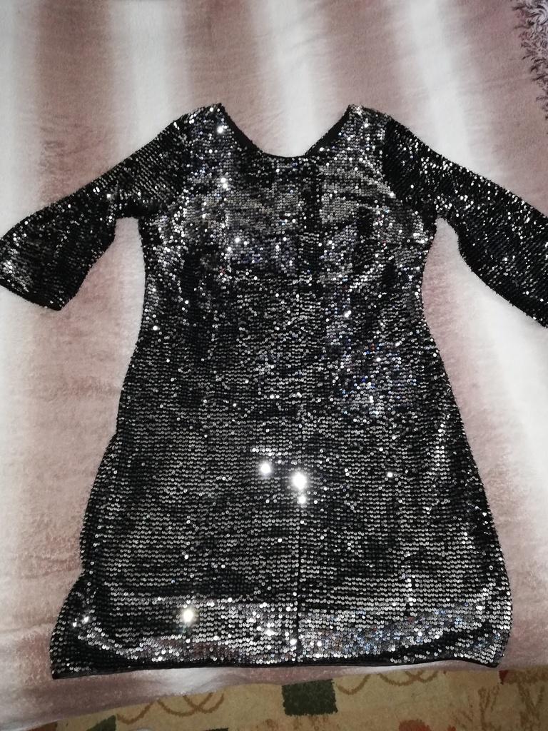 Платье коктельное.