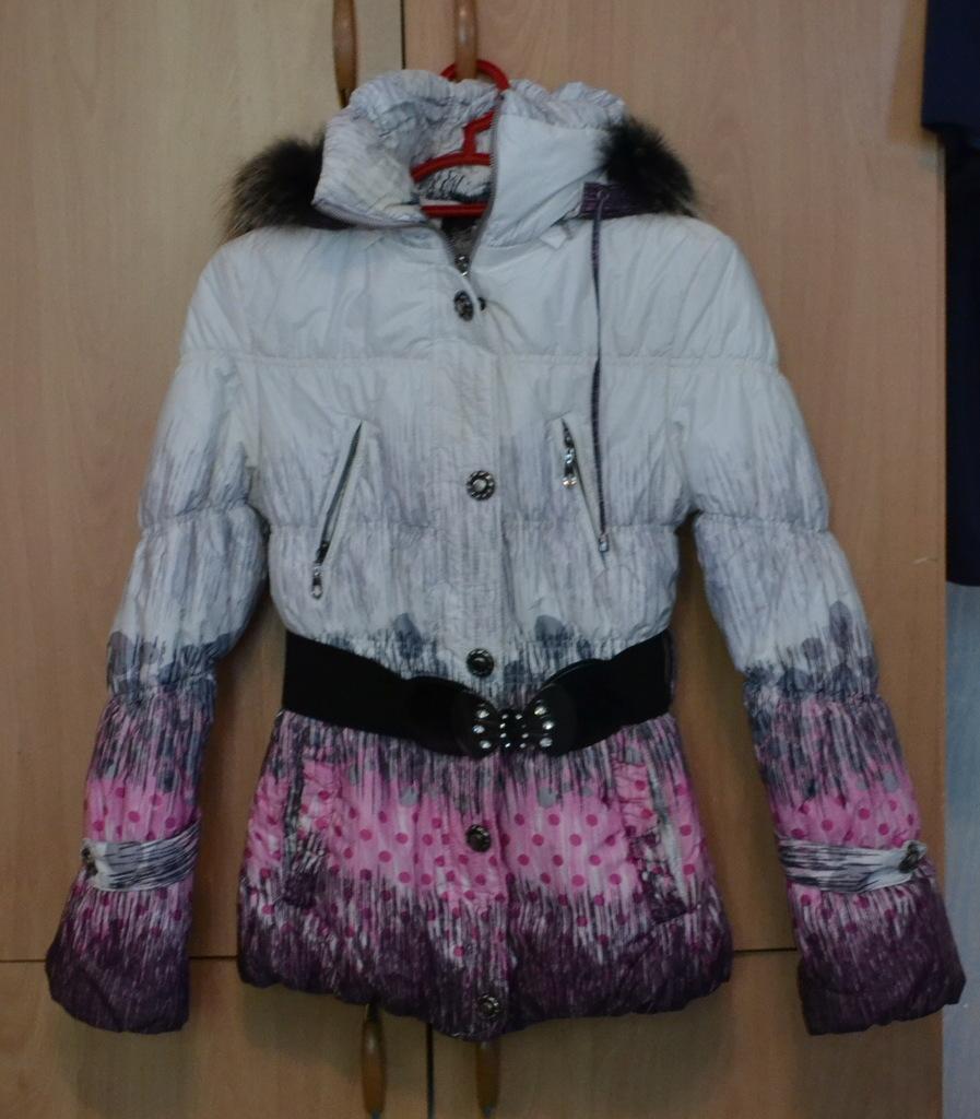 куртка зимняя р 152
