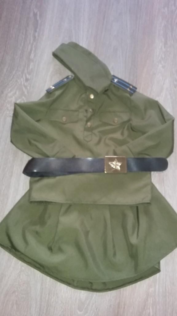 костюм к 9 мая д/д р 122/128