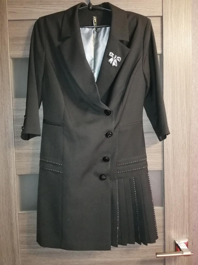 новое платье-пиджак пр-во Беларусь  р 44