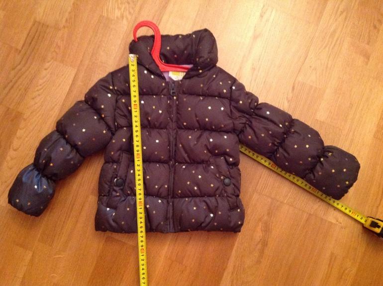 Куртки двойняшкам на 86-98 см.