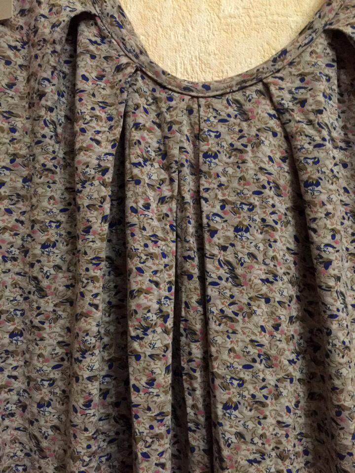 Стильное платье-сарафан Италия без размера (50-54)