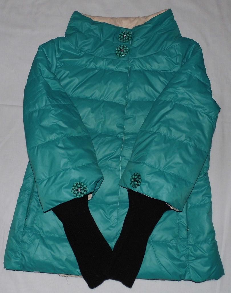 Куртка новая с этикетками! Новая Модная, Стильная