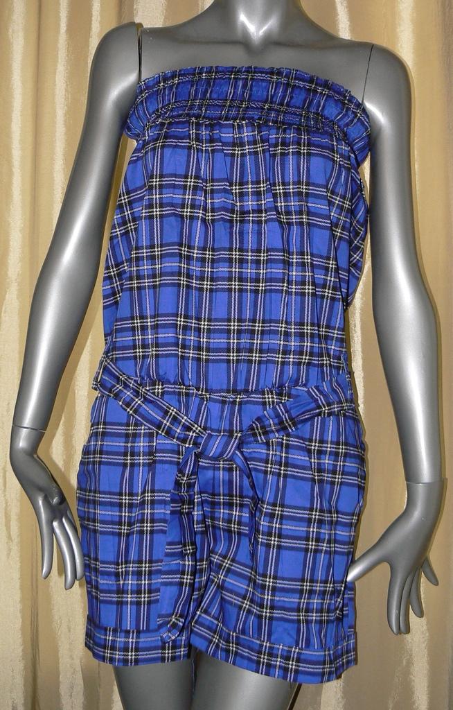 Комбинезон женский шортами
