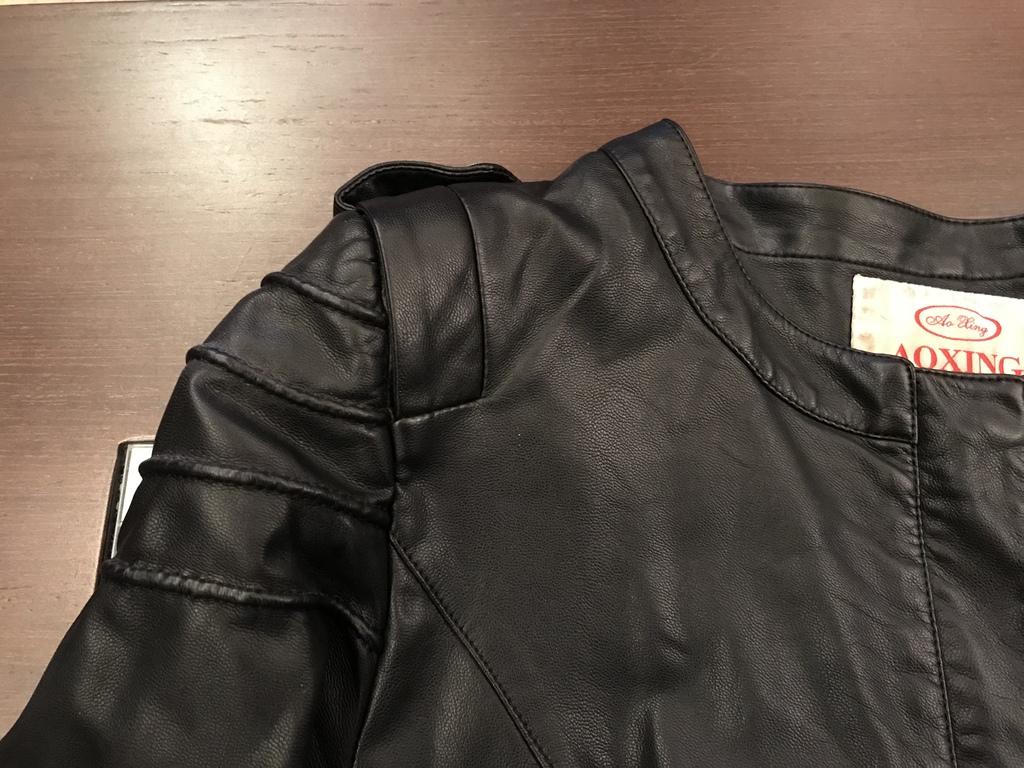 Курточка экокожа р.42-44