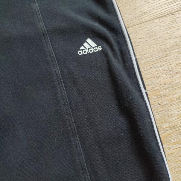 Adidas велосипедки капри шорты б/у, 44р.