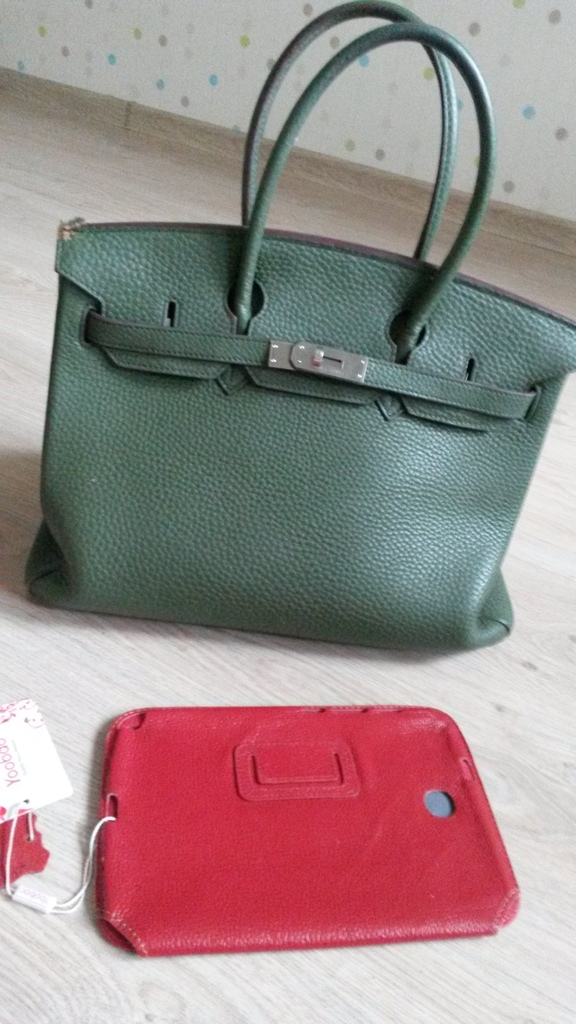 зеленая сумка гермес - Сумки