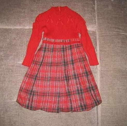платье р.116