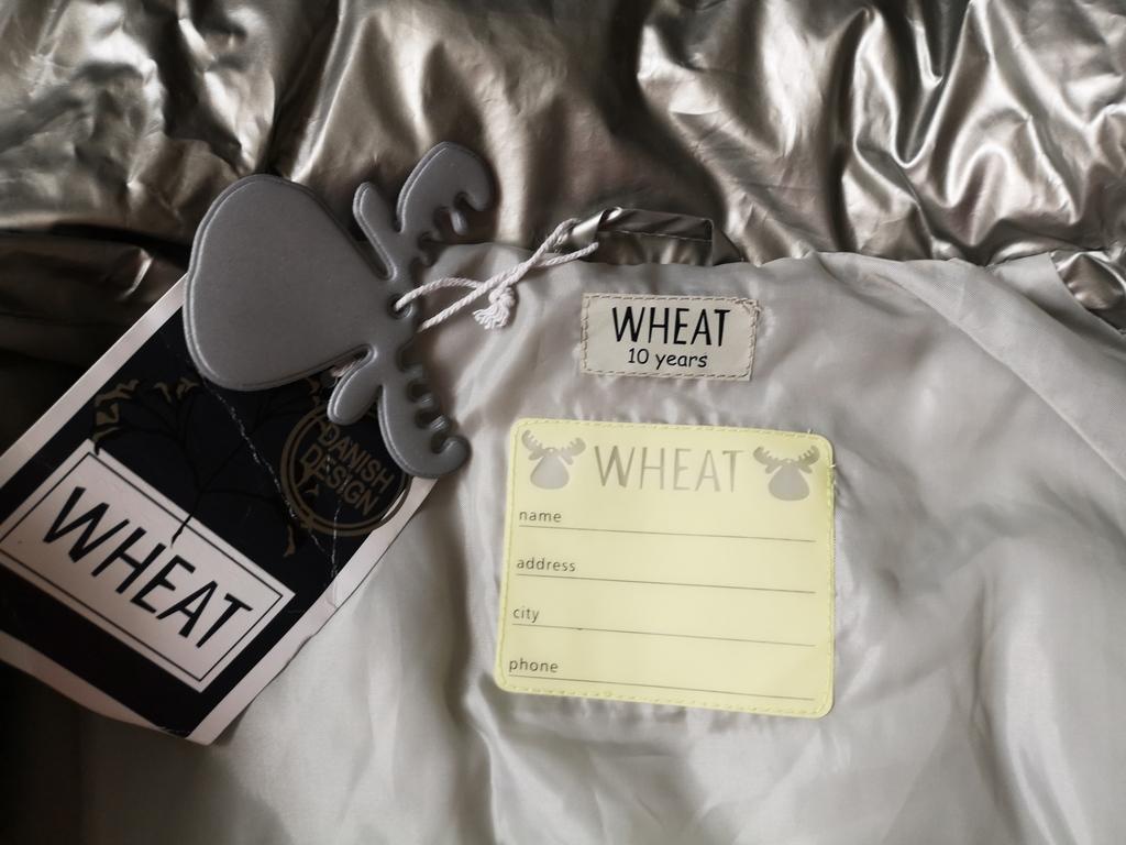 Куртка для девочки WHEAT (Дания) на 10 лет.