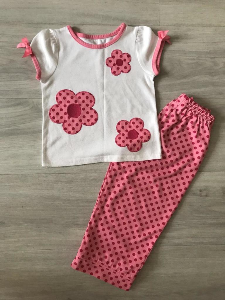 Пижамы б\у для девочки