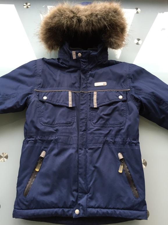 Куртка-парка Reima tec (Reimatec®) р.104 (б/у)