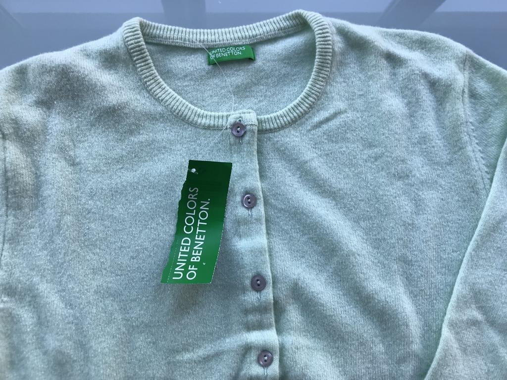 Кофточка Benetton р.S (Италия), Оригинал