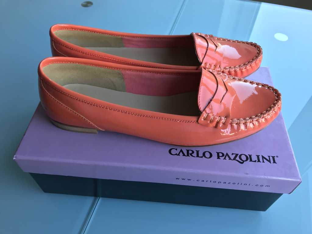 Новые Шикарные Лоферы(мокасины) Carlo Pazolini р39