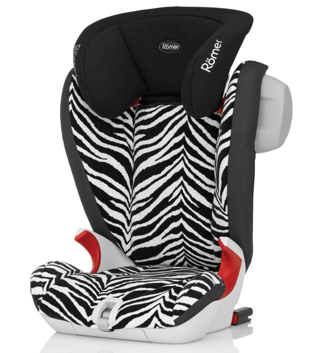 Куплю Romer Britax Kidfix расцветки smart zebra